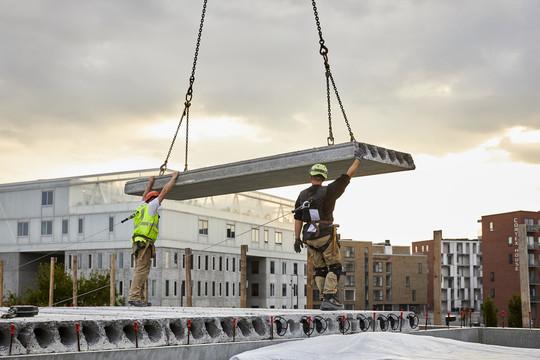 Byggeriet er centralt i både den økonomiske vækst og i klimakampen