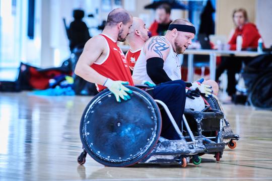Kørestolsrugby