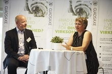 Trine Græse og Per Lund Hansen
