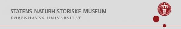 Statens Naturhistoriske Museum - Københavns Universitet