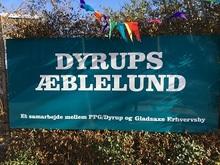 Åbning af Dyrups Æblelund