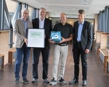 Beck og Jørgensen vinder EU miljøpris
