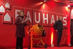 Bauhaus åbning