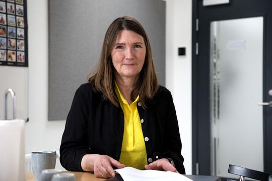 Lisbeth Harkes Andreassen, leder af Recovery College Vejle