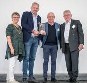 Virksomheden RTT var vinder af Gladsaxe Erhvervspris 2017.  Claus Jønck og Jens Hultgren modtog prisen af borgmester Trine Græse og Erik Weidinger, næstformand for Gladsaxe Erhvervsråd.