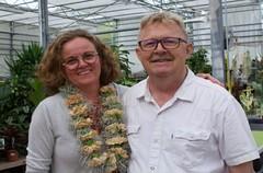 Pernille Friis Larsen og Jens Beck Jensen