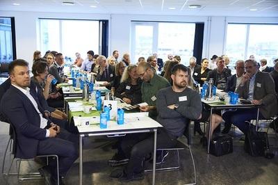 Erhvervskonference 2018 hos Alfa Laval