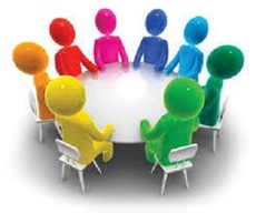 Pictogram af bestyrelse