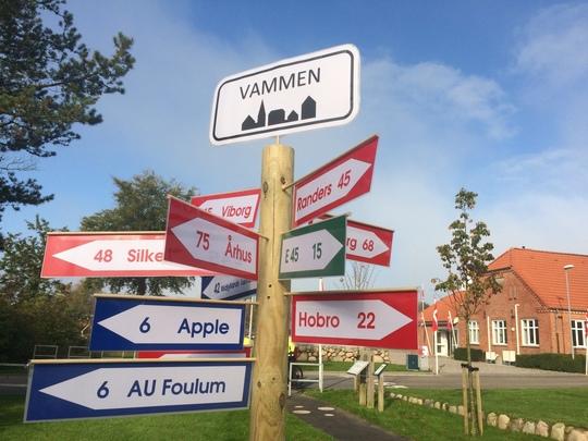 I 2017 blev Vammen kåret til Årets Lokalområde. I år bliver det Stoholm, Sparkær eller Skals.