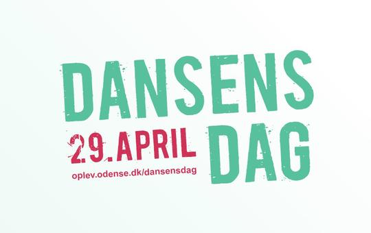 Plakat for Dansens Dag