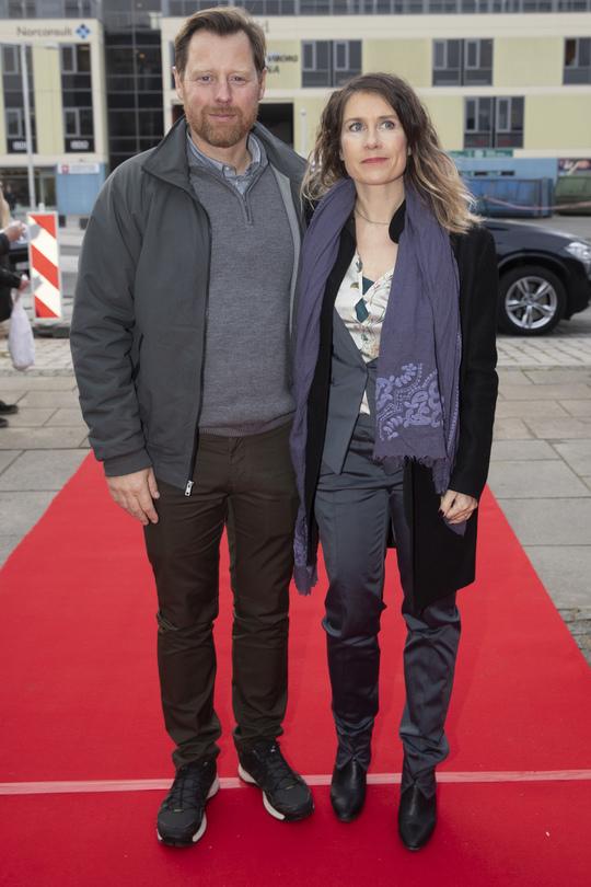 Martin Buch og Mia Lyhne. Foto Flemming Jeppesen.