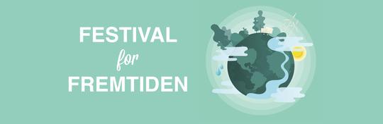 Logo for Festival for Fremtiden