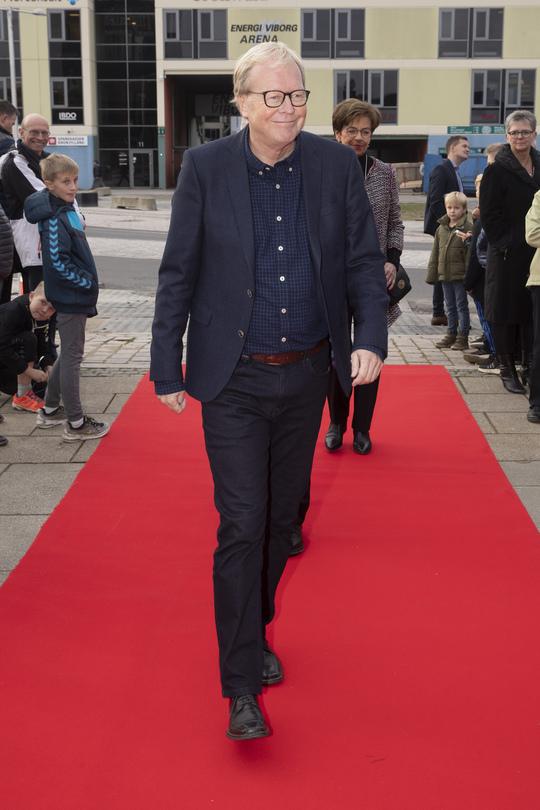 Borgmester Ulrik Wilbek. Foto Flemming Jeppesen.