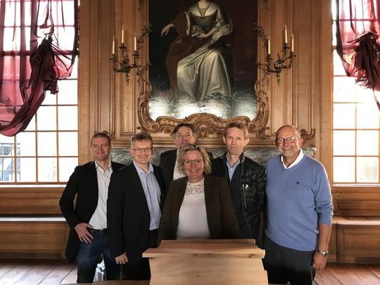 Viborg Kommunes Landdistriktsudvalg er i disse dag på besøg i Holland, hvor de henter inspiration og viden om fællesskab i og mellem landsbyer.