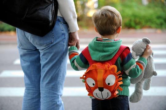 Frivillige følgevenner til børn i Odense
