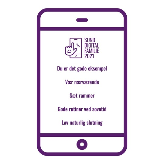 Sund digital familie 2021 - gode råd